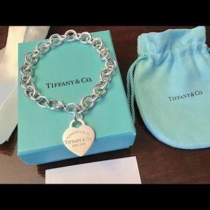 BRAND NEW Tiffany & Co Return To Tiffany Heart Tag